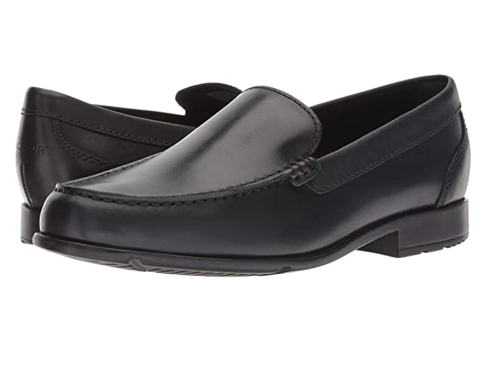 Rockport  Classic Loafer Lite Venetian (Black II) Mens Slip on  Shoes