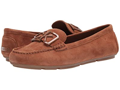 Calvin Klein Ladeca (Russet Leather Suede) Women