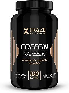 XTRAZE® Cafeína Pura en Cápsulas 200 mg