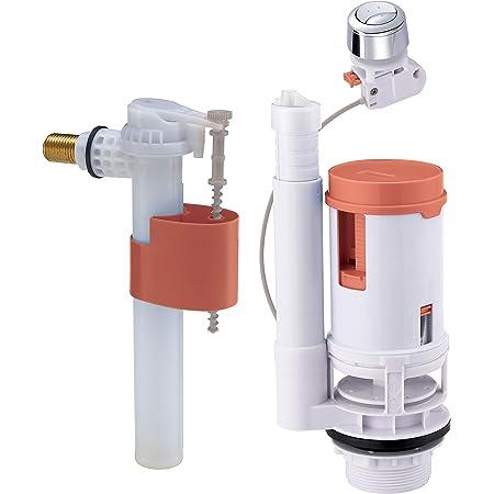 Roca ahAH0001100R Mécanisme universel de chasse d/'eau latéral A3L