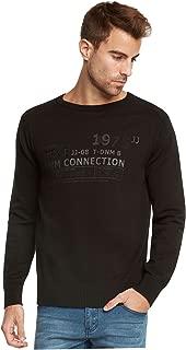 Jack & Jones Men's Crew Neck Fashion Slim Fit Sweater