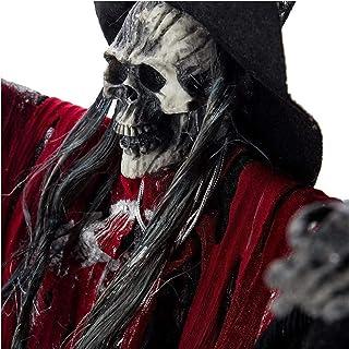 Masker Decoratie, Schedel Halloween Opknoping Ghost Pendant Deurgordijn Haunted House Prop Decoration