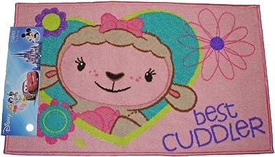 Doc McStuffins Rug-Lambie 'Best Cuddler' (80cm x 50cm)