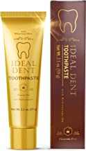 Ideal Dent Remineralizing Toothpaste - Nano Hydroxyapatite Natural Whitening, Enamel Restoring Toothpaste - Vegan & Fluoride Free Teeth Healing Mineralized Toothpaste by Hendel