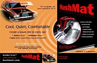 product image for HushMat 50100 Ultra Hood Liner with Dampening Sheet - 6 Piece