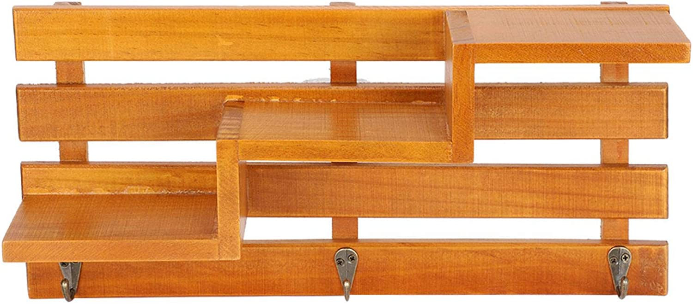 Kadimendium Wall‑Mounted Excellence Shelf Wood Multifunctional Sto Ranking TOP4
