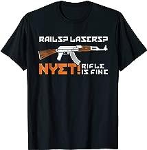Patriot Patch Co - NYET AK-47 T-Shirt
