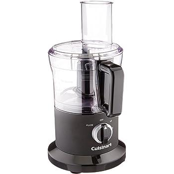 Cuisinart DLC-6BWFR 8 Cup Food Processor , Black