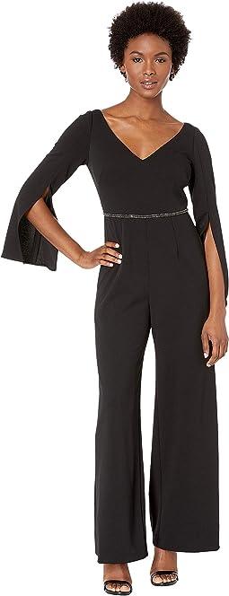 3fdea48a2ccc Juicy couture velour long romper black