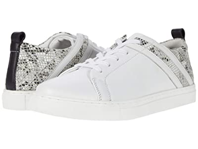 Seychelles Stand Out (White Exotic Leather) Women