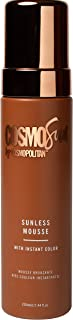 CosmoSun by Cosmopolitan Sunless Mousse with Instant Color 7.44 oz.