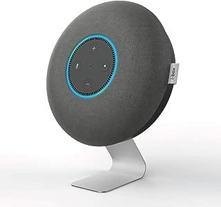 i-box Cosmos Portable Speaker Dock for Amazon Alexa Echo Dot (2nd Generation) – Slate