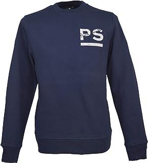 Paul Smith Men`s PS Logo Sweatshirt - Navy