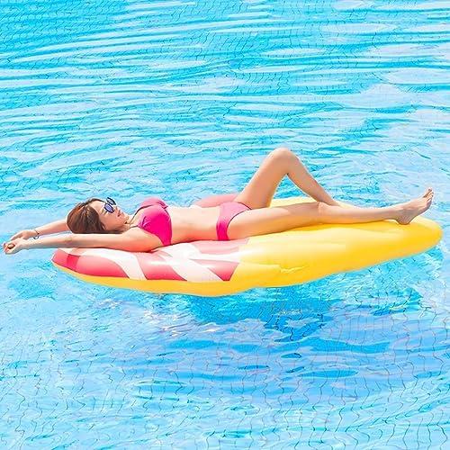 protección post-venta XXZ Swim Ways Spring Spring Spring Float, Tumbona Inflable de Piscina, Piscina mar  tienda en linea