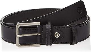 Timberland Men's TMA1DGZ Man Cow Leather Belt