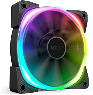 NZXT AER RGB Case Fan,120 mm, Black - HF-28120-B1