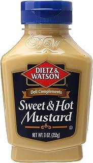Dietz & Watson Sweet and Hot Mustard, 9 oz