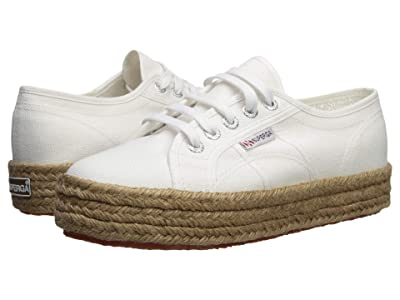 Superga 2730 Cotropew (White) Women