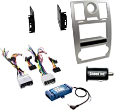 PAC RP4-CH11 Double DIN Dash Panel Package for 2005-2007 Chrysler 300