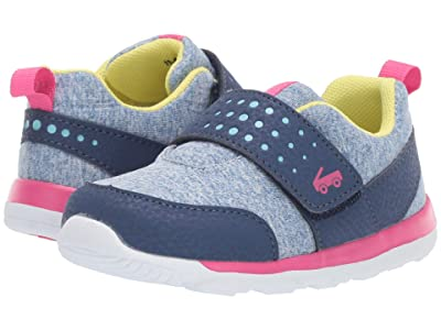 See Kai Run Kids Ryder (Toddler/Little Kid) (Blue/Pink) Girl