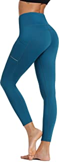 Yoga Pants for Women with Pockets, High Waisted Yoga...