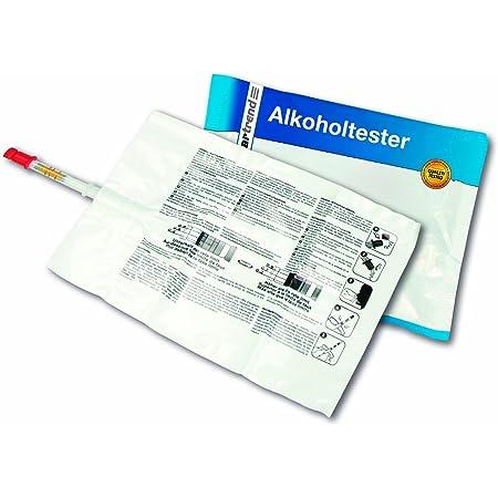 Alkoholtester f/ür Gebrauch in Frankreich NF 1 Test Einweg