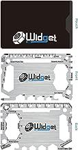 Multi purpose survival Pocket tool - 43 in 1 - credit card wallet size Ninja Multitool (Silver)
