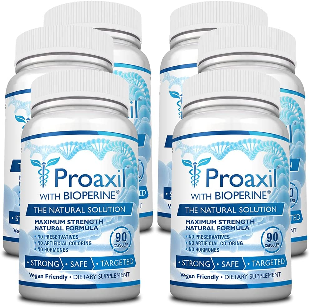 Consumer Health® Proaxil - 90 Each H Ranking Ranking TOP12 TOP14 Support Prostate Capsules