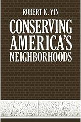 Conserving America's Neighborhoods Broché