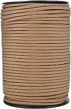 Demeras 550 touw voor parachutescherm, reflecterend, 9 kerndraad 100 m voor dames en heren
