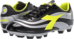Black/Yellow Fluo/Silver