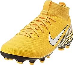 Nike Jr. Mercurial Superfly VI Academy Neymar Jr MG Little/Big Kids' Multi-Ground Soccer Cleat (5.5)
