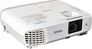 Epson PowerLite 107 LCD Projector - White, Gray