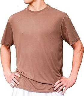Creex Mens Jago 100% Bamboo Athletic Shirt