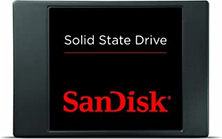 SanDisk 128GB SATA 6.0GB/s 2.5-Inch 7mm Height Solid State Drive (SSD) With Read Up To 475MB/s- SDSSDP-128G-G25