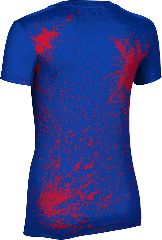 ProSphere Southern Methodist University Girls' Performance T-Shirt (Splatter)