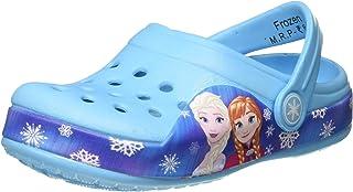Frozen Girl's Clogs