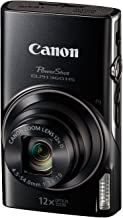 Best Canon PowerShot ELPH 360 Digital Camera w/ 12x Optical Zoom and Image Stabilization - Wi-Fi & NFC Enabled (Black) Review