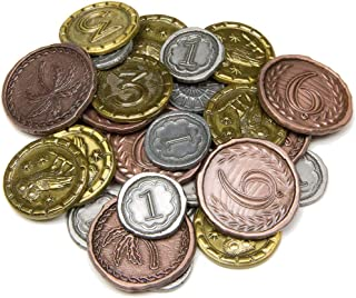 The Broken Token Dueling Metal Coins for 7 Wonders: Duel (31)