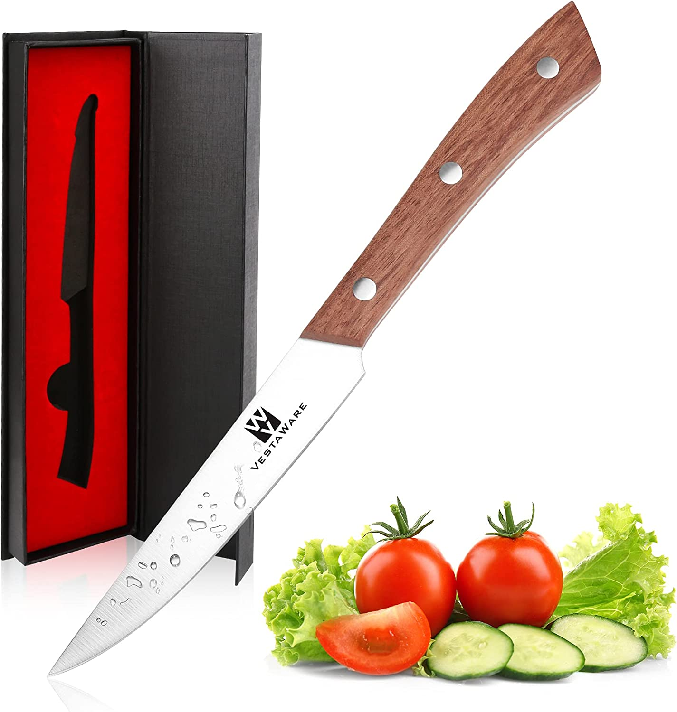 Paring Knife Vestaware 4.5 inch Louisville-Jefferson County Mall H German Kitchen OFFer Utility