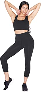 American Apparel Women's Forward Crop Legging