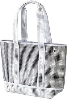 SPICE OF LIFE(スパイス) 鞄 ライトトートバッグ クールグレー 45×16×33.5cm EVA樹脂 軽量 耐水 メッシュ A4対応 PTLN1730GY