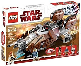 LEGO Star Wars Exclusive Set #7753 Pirate Tank