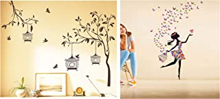 Decals Design Polyvinyl Chloride, Vinyl Birds Wall Sticker