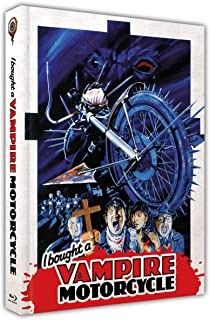 I bought a Vampire Motorcycle - Mediabook - Cover A - 2-Disc Limited Collector's Edition Nr. 32 Limitiert auf 222  (+ DVD) [Alemania] [Blu-ray]