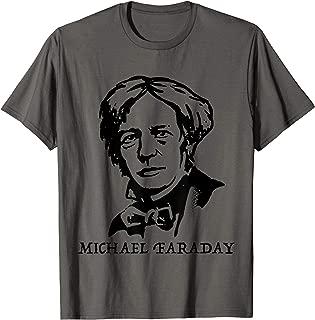 Michael Faraday TShirt Tee Shirt T-Shirt