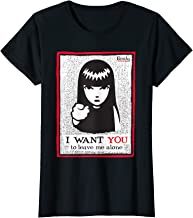 Emily The Strange I want You To Leave Me Alone T-Shirt