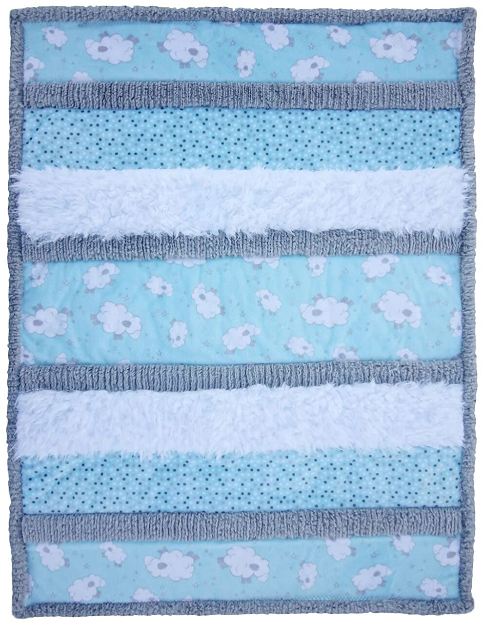 Bambino Sleepytime Cuddle Kit Quilt Kit Shannon Fabrics