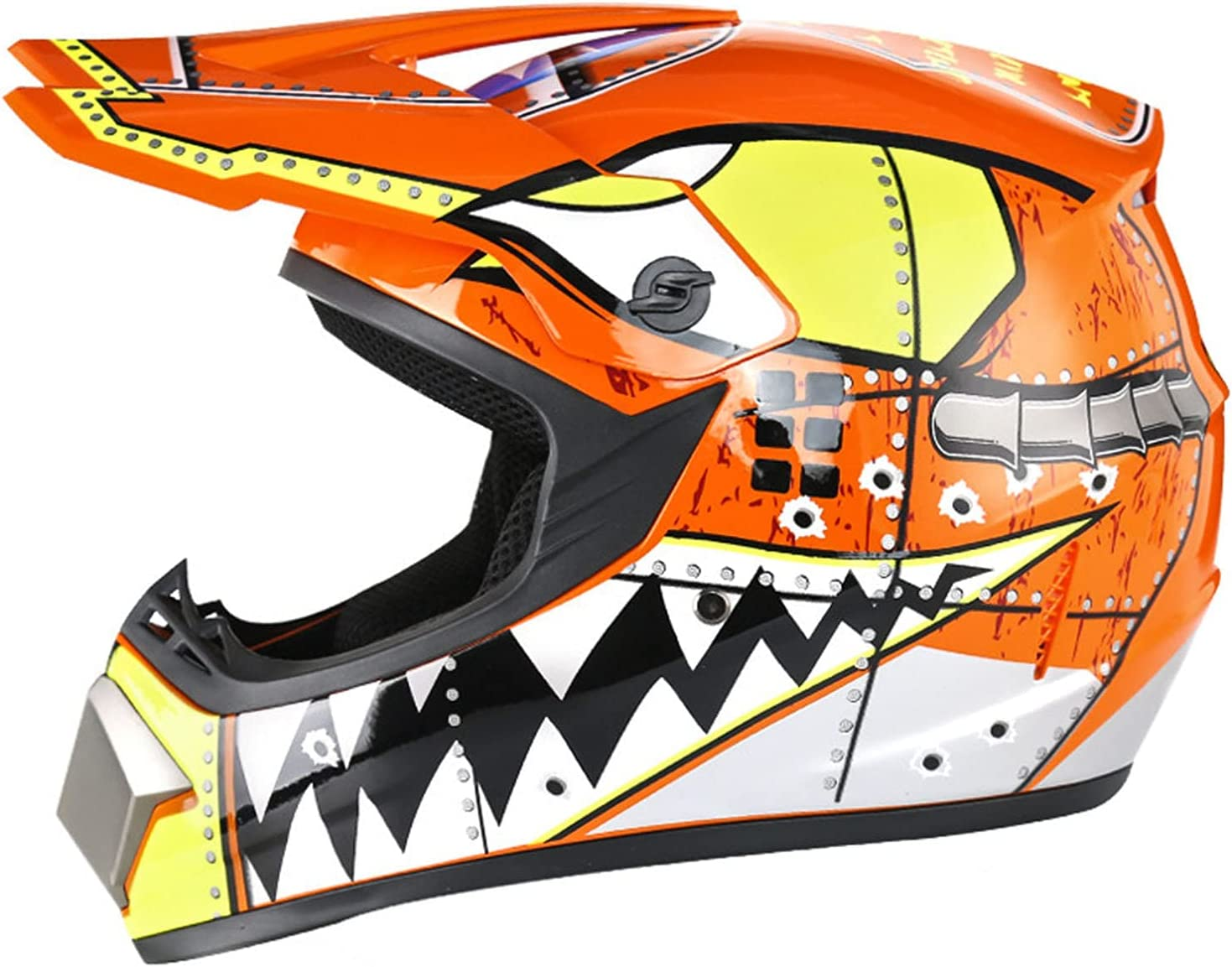 ZRN Unisex-Adult Off-Road Helmet Youth Street Motocross Bi Max 57% OFF Dirt Selling and selling