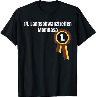 14. Langschwanztreffen in Mombasa mit Deutschland Fahne